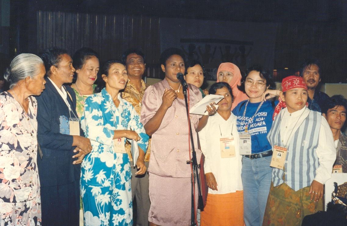 KMAN I: Amanat Perempuan Adat Nusantara