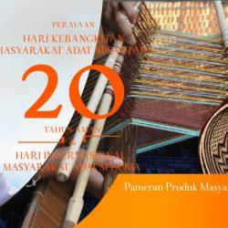 20 Tahun AMAN: Melihat Kekayaan Nusantara di Pelataran Taman Ismail Marzuki