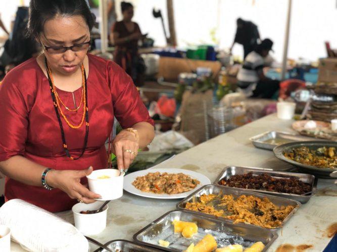 20 Tahun AMAN: Dapur Kuliner Ala Masyarakat Adat