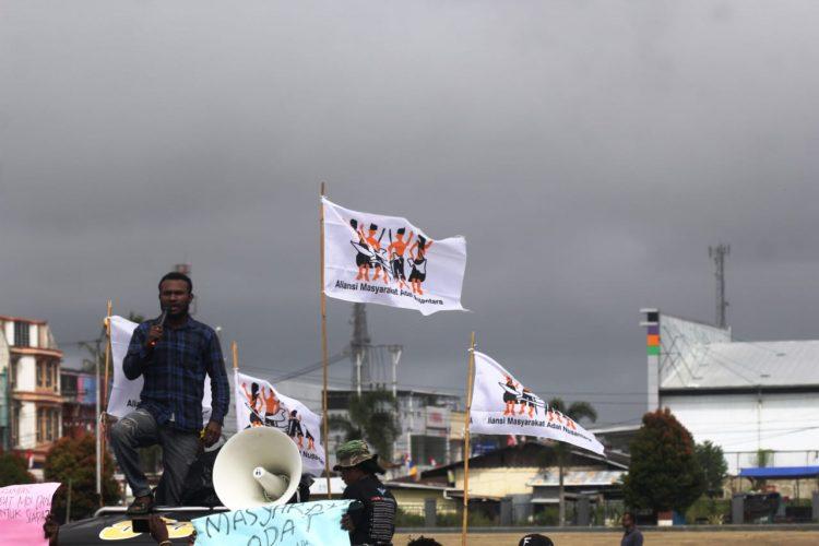 Pernyataan Sikap AMAN Sorong Raya Terkait Pengepungan, Penyerangan Mahasiswa Papua dan Stigma Rasis 'Monyet' terhadap Orang Papua