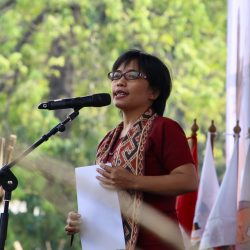 Peringatan 20 Tahun, Sekjen AMAN: Masyarakat Adat Harus Memperkuat Diri