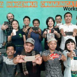 Workshop Kampanye Media Sosial Pemuda Adat dalam Rangka Menyebarluaskan Isu-isu Masyarakat Adat