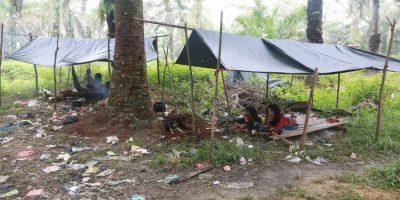 Negara Mendanai Perampasan Wilayah Adat
