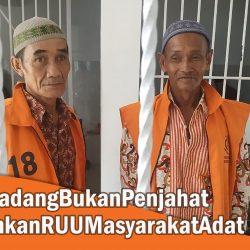 Dua Peladang Ditangkap, PD AMAN Kotawaringin Barat Siap Gelar Aksi