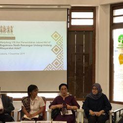 Jelang 100 Hari Jokowi-Ma'ruf: Pemerintah Penghambat Utama RUU Masyarakat Adat