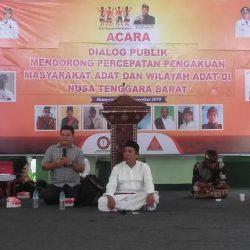 Muswil III AMAN Wilayah NTB Angkat Isu Hak-hak Masyarakat Adat