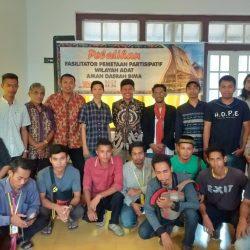 Pelatihan Fasilitator Pemetaan, Komisi III DPRD Bima Janji Inisiasi Perda tentang Masyarakat Adat