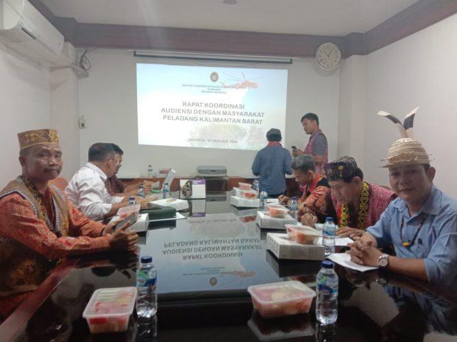 Pernyataan Persatuan Peladang Tradisional Kalimantan Barat