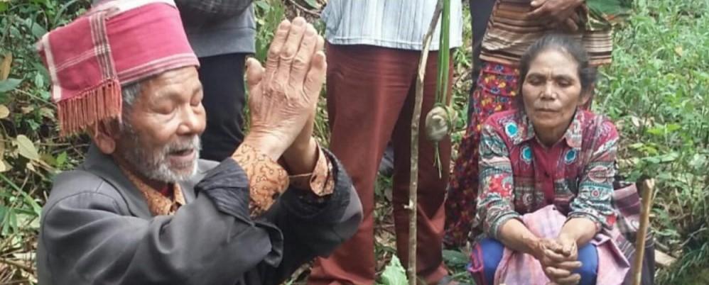 Perda Bupati Toba Samosir tentang Hak Ulayat Masyarakat Hukum Adat Batak Toba Samosir