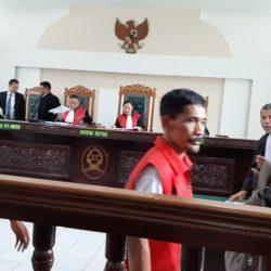 Dua Pejuang Adat Lamtoras Bebas dari Tahanan, Penyambutan di Lapas Batal karena Penyebaran COVID-19