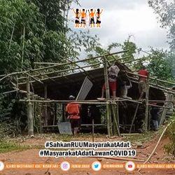 Inisiatif Bilik Karantina Mandiri untuk Mereka yang Pulang Kampung