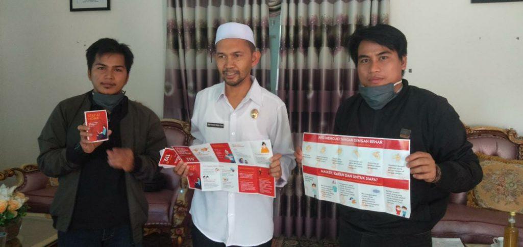 """AMAN Hulu Sungai Tengah Temui Wakil Bupati Terkait """"AMANkanCOVID19"""""""