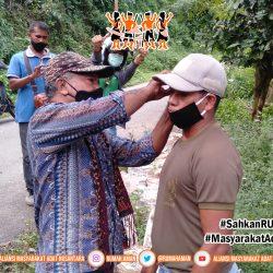 Komunitas Adat Nua Ja Jadi Contoh Penanganan COVID-19 Di Kabupaten Ende