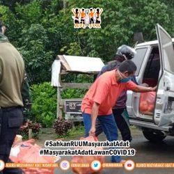 Gugus Tugas AMANkanCOVID19 Daerah Gowa, Galang dan Salurkan Bantuan
