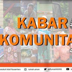 Kabar Komunitas: Laporan dari Sumbai, Hulu Sungai Tengah
