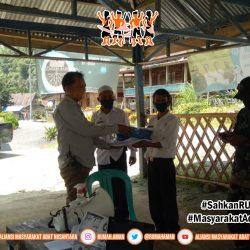 Gugus Tugas AMANkanCOVID19 Serahkan Bantuan APD Untuk Puskesmas Rongkong