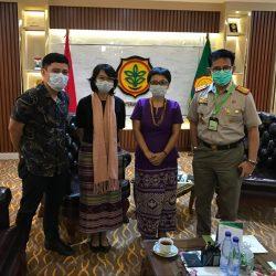 AMAN dan Kementerian Pertanian Bahas Strategi Kedaulatan Pangan dan Ekonomi Masyarakat Adat untuk Indonesia.