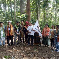 AMAN Daerah Indragiri Hulu Lantik Generasi Pertama Kader Pemula