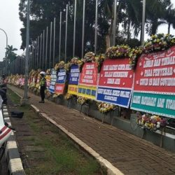 Klarifikasi PB AMAN Terkait Ucapan Karangan Bunga di Kodam Jaya