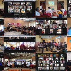 104 Kepala Desa Komitmen Membangun Desa Berbasis Wilayah Adat