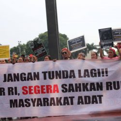 RUU Masyarakat Adat Tak Kunjung Disahkan, Ini Kata Pengusul dan KSP
