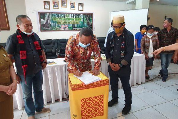 Sah! 12 Komunitas Masyarakat Adat di Kabupaten Toraja Utara Mendapatkan Pengakuan Resmi dari Negara.