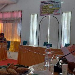 Bupati Mamasa Perintahkan Kabag Hukum Untuk Segera Mengundangkan PERDA tentang Masyarakat Adat.