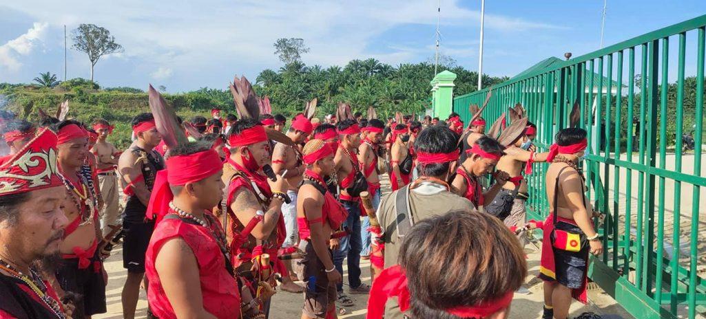 Masyarakat Adat di Sebuku Ditahan, Protes tidak Digubris