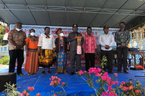 Pengurus Daerah AMAN Jayapura Terbentuk: Kongres Masyarakat Adat Nusantara Keenam Akan Diselenggarakan di Wilayah Adat Tabi, Kabupaten Jayapura.